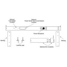 Amana PTSB320E Sub Base Kit