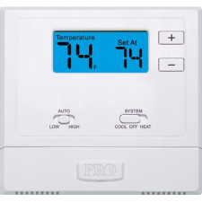 LG PYRCUCA0B PTAC Wired Wall Mount Thermostat