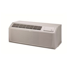 LG PTAC LP096HD3B 9000BTU 265V 3.5KW Heat Pump w/ Elec. Heat