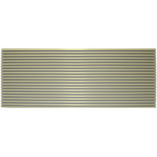 """Amana PGK01TB Exterior Louvered Polymer Grille-Stonewood-42"""""""