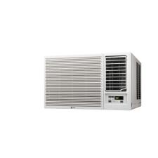 LG LW8016HR Window Air Conditioner 7500 BTU 115V w/Electric Heat