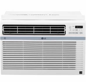 LG LW1017ERSM Smart ThinQ Window Air Conditioner 10000 BTU 115V