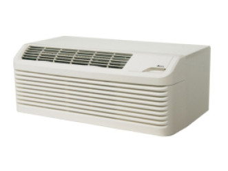 Amana PTAC PTC154G25AXXX Digismart A/C with Electric Heat 15,000 BTU 265V 2.5KW 15A R410A