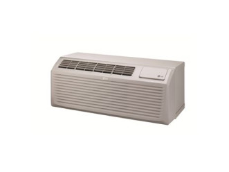 LG PTAC LP126CD3B 12000BTU 265V 3.5KW Cooling w/ Elec. Heat