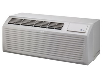 LG PTAC LP093CDUC 9000BTU 208/230V w/ Electric Heat