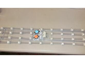 Amana 0275P00024S Heater Assembly