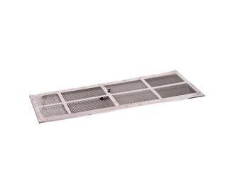 "Amana SGK01B Standard Stamped Aluminum Exterior Grille-42"""
