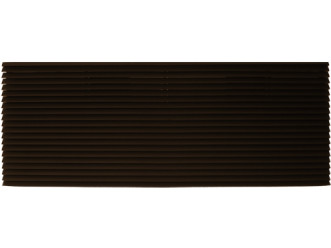 Amana PGK01DB Exterior Louvered Polymer Grille-Dark Bronze-42""