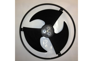 Image of Amana 0161P00055S Fan Blade