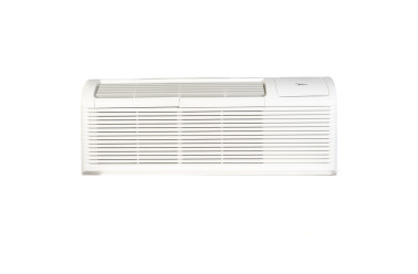 Image of Midea - Reconditioned 12000 Btu PTAC unit - Best-class - Electronic Controls - Resistive Electric Heat - 30 a - 265v-277v