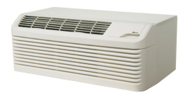Amana PTAC PTC093G25AXXX DigiSmart Electric Heat 9000BTU 230V 2.5KW 15AMP R410A
