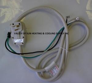 Amana 0130p00058 Power Cord 20amp 230v