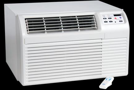 Amana PBH092E12BB 26 inch PTAC Heat Pump 9,000 BTU