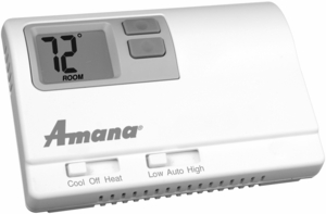 Amana 2246003 Remote Digital Thermostat