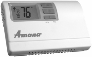 Amana 2246007 Remote Digital Thermostat