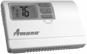 Amana 2246008 Remote Digital Thermostat