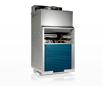 Friedrich Vert-I-Pak VEA24K34RTL 24,000 BTU 230V Vertical Packaged Unit with Electric Heat