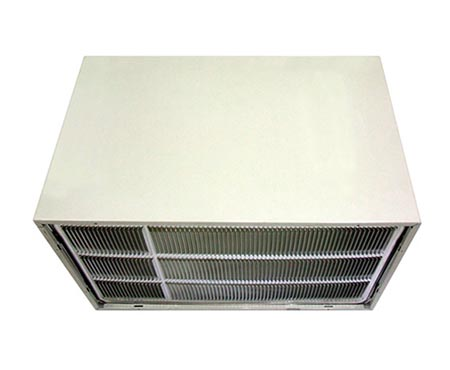 LG AXSVA4 Wall Sleeve With Stamped Aluminum Grille