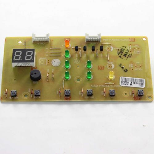 Lg 6871a00085a Display Pcb Assembly Ptac Units