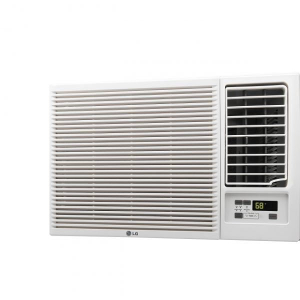 Lg Lw1216hr Window Air Conditioner 12000 Btu 230 208v Heat