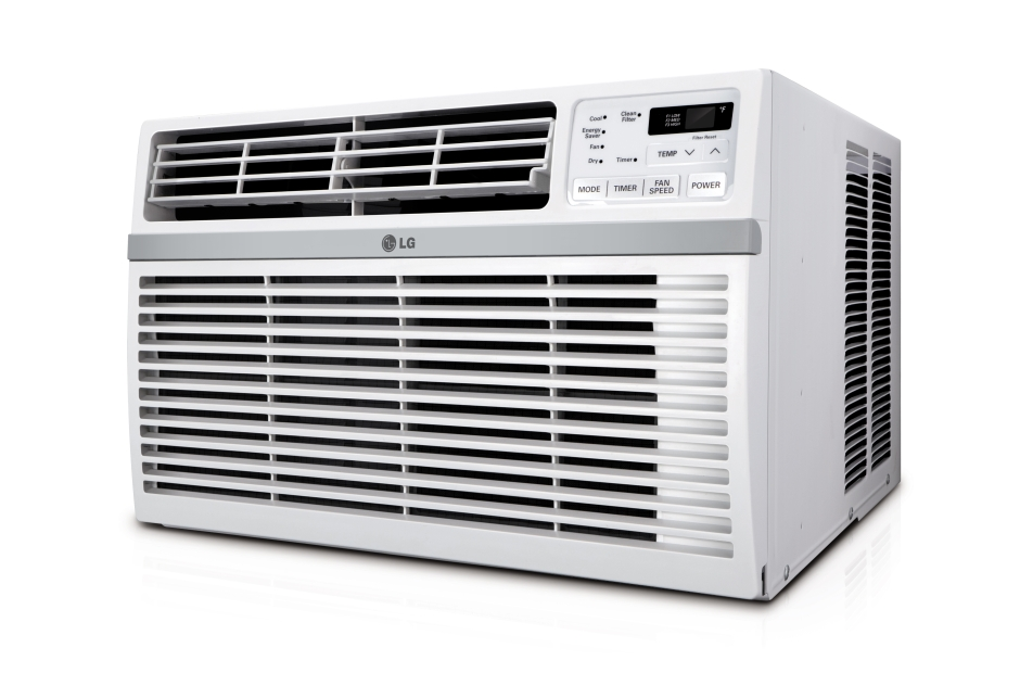 Lg Lw8016er Window Air Conditioner 8000 Btu 115v Ptac Units